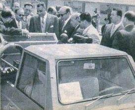 سيارة «مصريّة» أثارت الدهشة في أوروبا2
