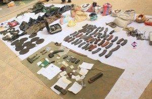 اسلحة ومهمات