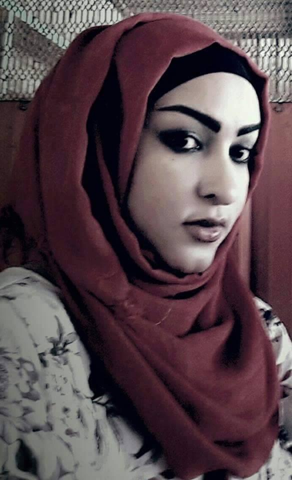 المذيعة رشا الرشيد ترتدي الحجاب قبل ظهورها الرسمي على قناة الشروق