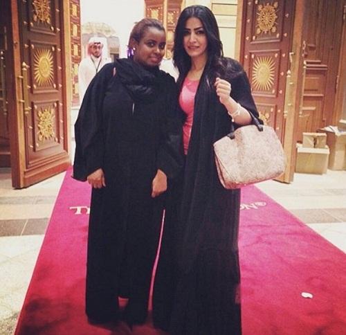 """الإعلامية والممثلة السعودية """"لينا السلطان"""""""