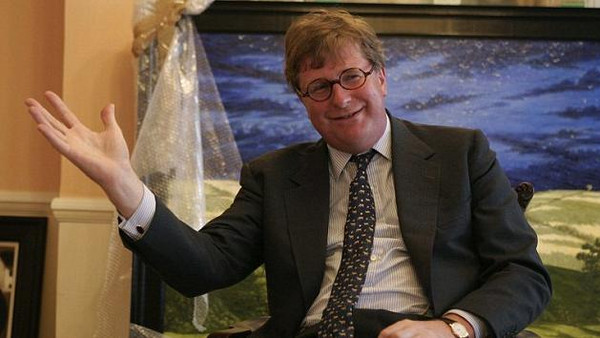 Crispin Odey Asset Management. Picture: Andy Sewell Date: 30/8/07