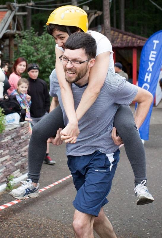 سباق حمل الزوجات في أوفا بروسيا1