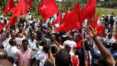 Photo of الهادي آدم: الموية تكضب الغطاس لكن الشيوعيين لا يريدون ذلك