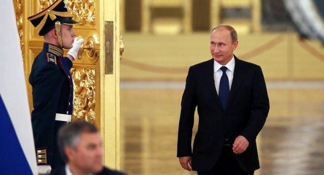 """القبض على """"فلاديمير بوتن"""" في ولاية فلوريدا الأميركية"""