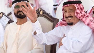 Photo of خادم الحرمين إلى شرم الشيخ والرئيس المصري في مقدمة مستقبليه