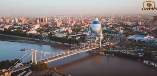المقرن - السودان - الخرطوم