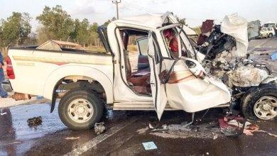 Photo of وفاة وإصابة ٩ أشخاص بحادث مروري بولاية نهر النيل