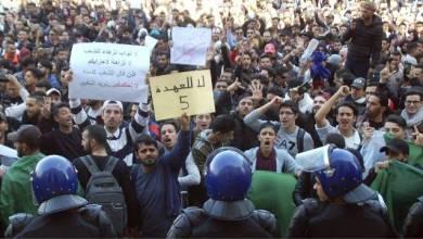 """Photo of جمعة ما بعد بوتفليقة.. تظاهرات تستهدف """"الدائرة المحيطة"""""""