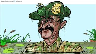 Photo of البرهان و مستنقع التطبيع !