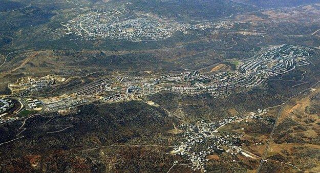مستوطنات الإسرائيلية