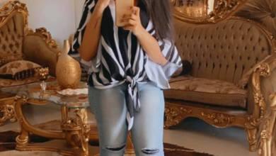Photo of شاهد بالصورة.. شقيقة لوشي تعود لإثارة الجدل على السوشيال ميديا بــ(البنطلون) الضيق