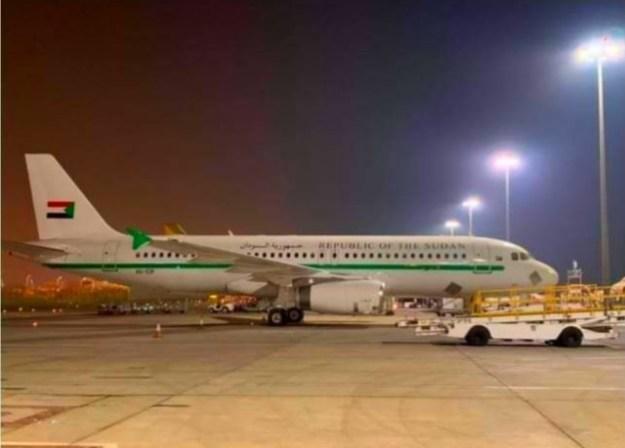 الطائرة الرئاسية