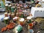 ضبط مصنع لتعبئة المواد الغذائية الفاسدة بأم درمان