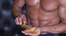 نتائج تناول عقاقير تضخيم العضلات