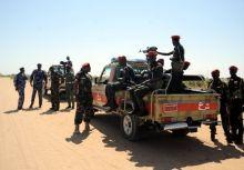 وصول قوات مشتركة إضافية لمحلية أم دخن بوسط دارفور