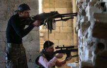 Photo of بالفيديو: لحظة إصابة مذيعة التليفزيون السوري على الهواء