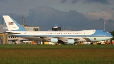 Photo of الطائرة الرئاسية الاميركية