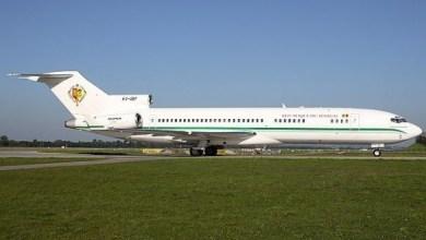 Photo of الطائرة الرئاسية السينيغالية