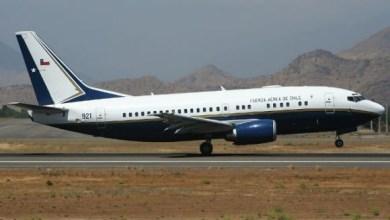 Photo of الطيران الرئاسي التشيلي ( Boeing 737)