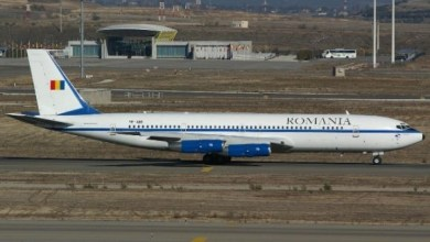 Photo of الطيران الرئاسي الروماني ( Boeing 737))