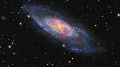 """Photo of اكتشاف """"تشوه خطير"""" في مجرة درب التبانة بسبب تصادمها مع مجرة أخرى… فيديو"""