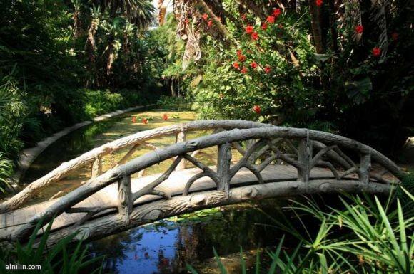 حديقة الحامة - الجزائر