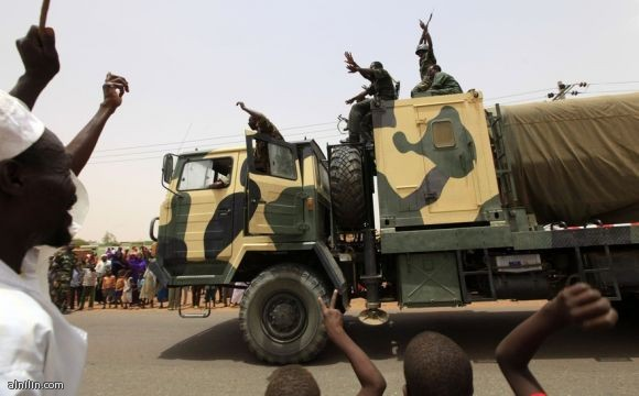 الجيش: الصيف حاسم للتمرد نهائياً