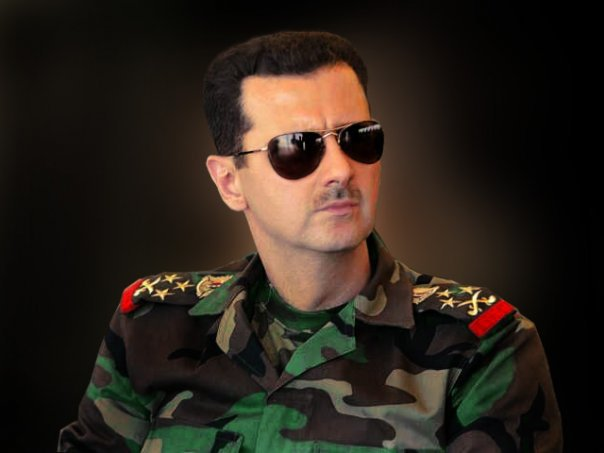 هروب بشار الاسد إلى إيران