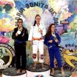 Guerreiras de Jiu-Jítsu trazem medalhas da II Copa Maria Bonita
