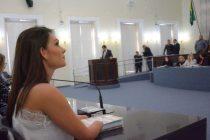 ALE aprova Projeto de Lei da deputada Thaise Guedes que institui a 'campanha estadual Maria da Penha'