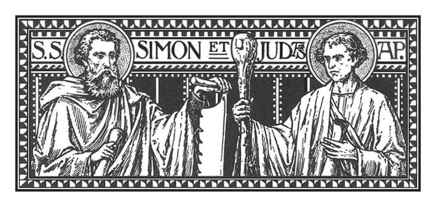 Ss Simon and Jude