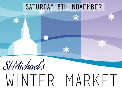 St Michael's winter market image