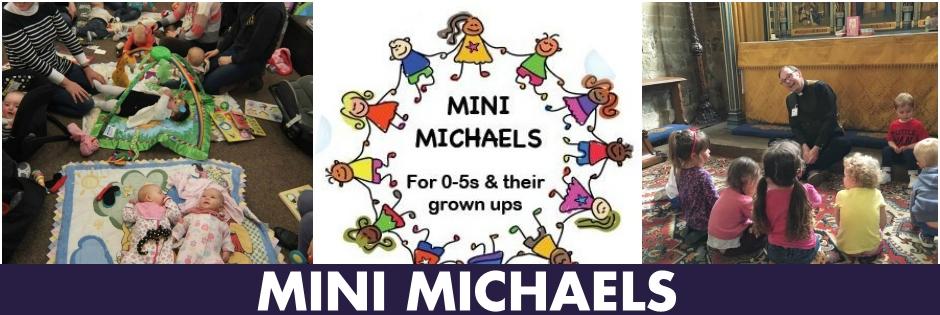Mini Michaels   St Michael's Church, AlnwickSt Michael's