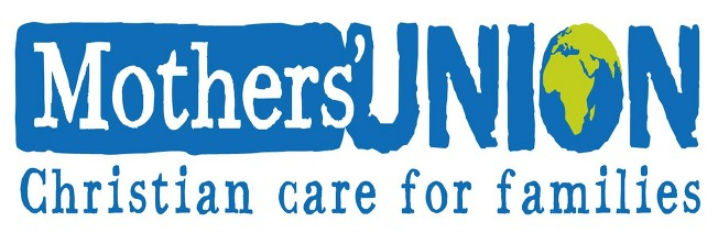 "An image of the Mothers' Union logo: the words ""Mothers' Union: Christian Care for Families"""
