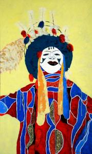 18Ijaw-Masquerade-No-1-Acrylic-on-Canvas-150-x-90-cm-2013