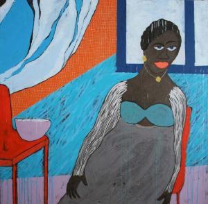 3Fattening-Room-Acrylic-on-Canvas-150-x-150-cm-2016
