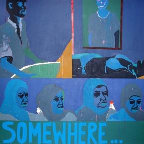 49Somewhere-Acrylic-on-Canvas-195-x-195-cm-2005