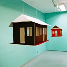 Room--Installation-with-Paintings-and-Sculptures-2003-(8)