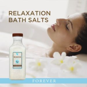 Relaksujące sole do kąpieli Raxation Bath Salts