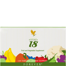 Forever Natures 18 Multivitamin
