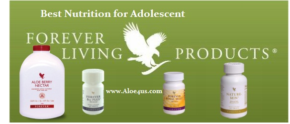 Nutritions for adolescent