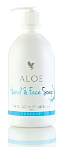 hand & face soap