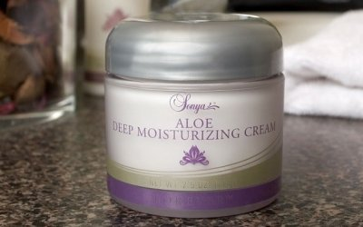 Sonya Aloe Deep Moisturizing Cream
