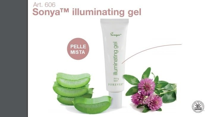 Illuminating Gel all' Aloe Vera per un viso luminoso e radiante