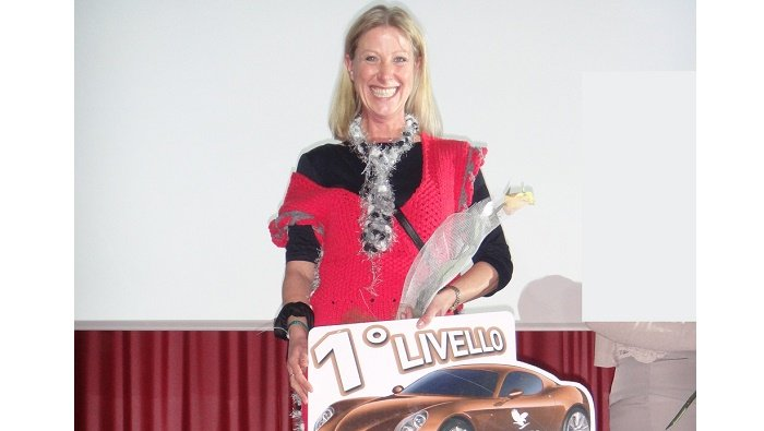 Seconda premiazione programma auto Martina Hahn – Forever Living Products
