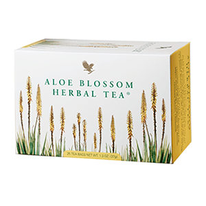 ALOE BLOSSOM HERBAL TEA TISANA DISINTOSSICANTE