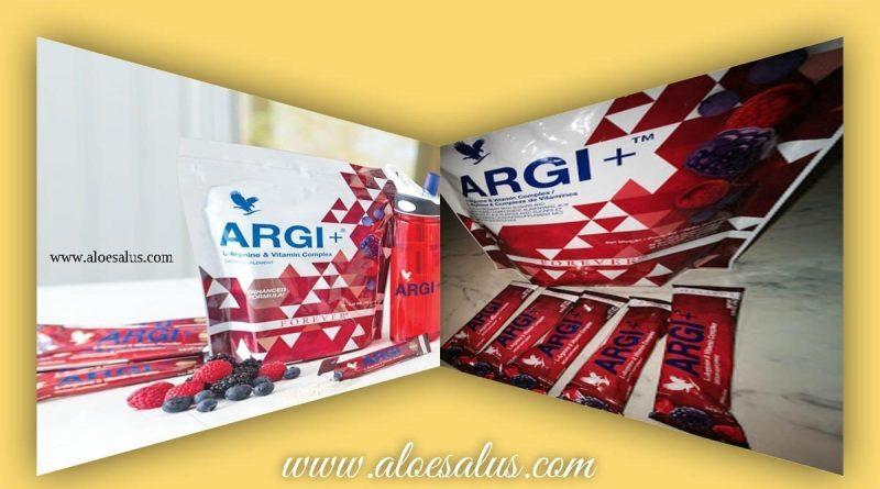 Argi+ Argi Plus