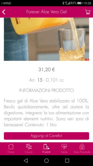 App La Rosa Del Benessere