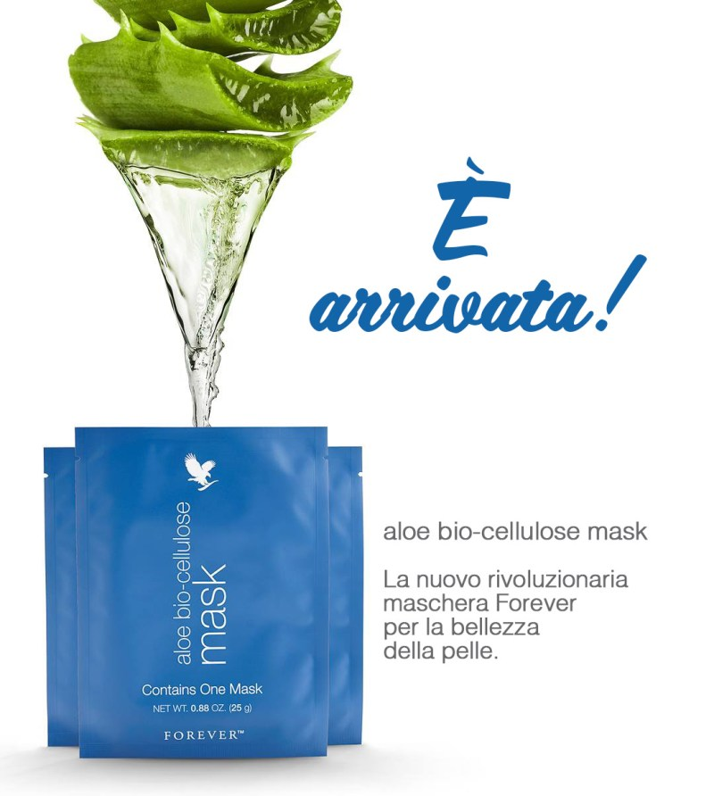 Aloe Bio Cellulose Mask