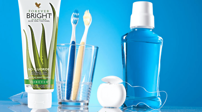 Dentifricio Forever Bright Toothgel